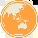die Region für Südostasien